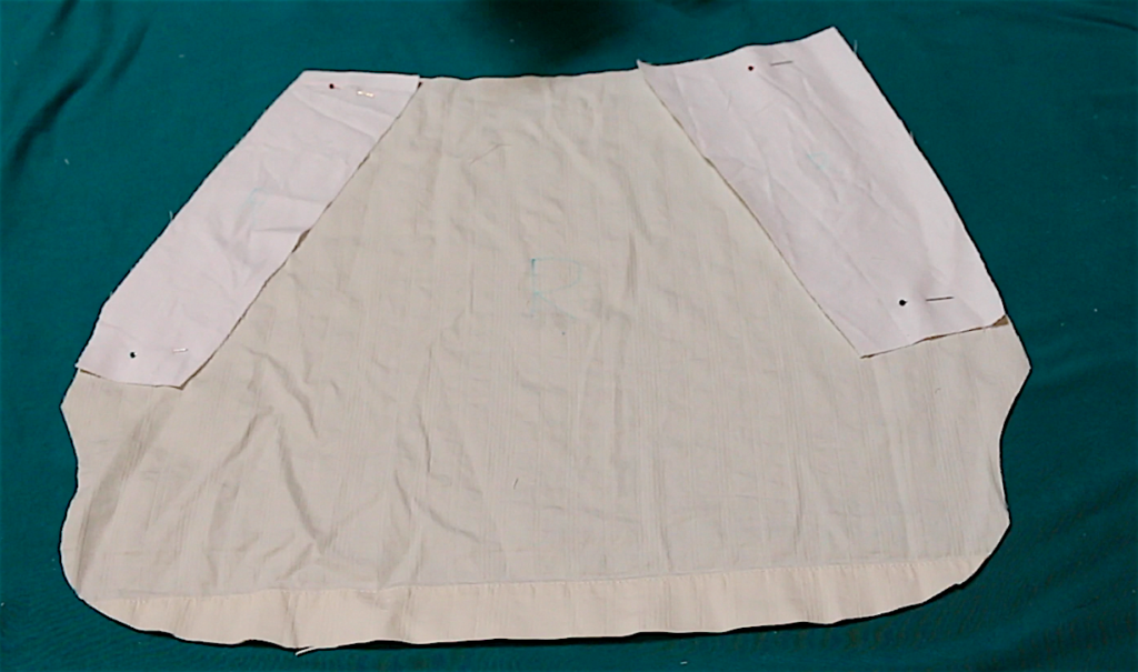 Front Pocket with attachments